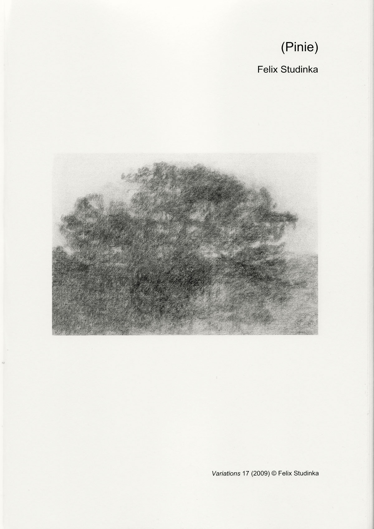 Zeichnen – Felix Studinka